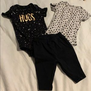 3pc NB outfit